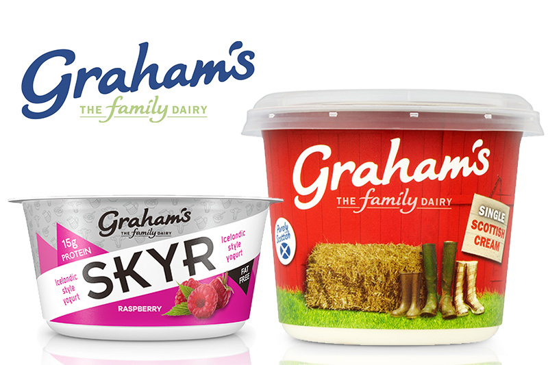 Graham's - The Family Dairy