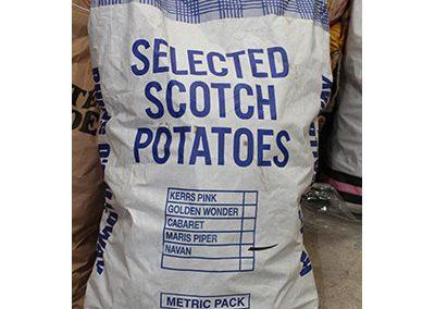 Potatoes - 25kg bag