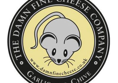 Damn Fine Cheese Company: Garlic & Chive - 200g