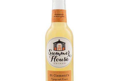 Summer House Drinks: St. Clements Orange & Lemon - 250ml