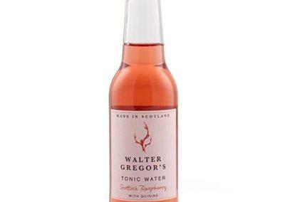 Walter Gregors: Scottish Raspberry Tonic Water - 200ml