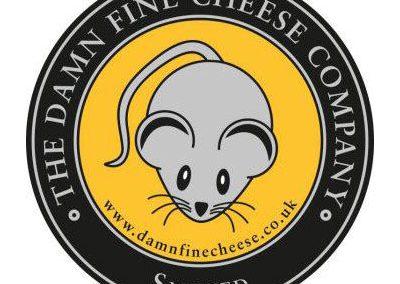 Damn Fine Cheese Company: Smoked - 200g