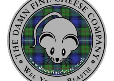 Damn Fine Cheese Company : Wee Yeasty Beastie - 200g