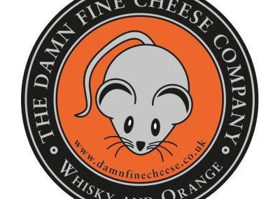 The Damn Fine Cheese Company - Whiskey and Orange