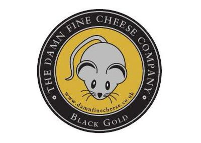 Damn Fine Cheese Company: Black gold - 200g