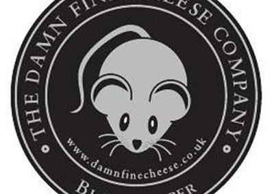 Damn Fine Cheese Company: Black Pepper - 200g