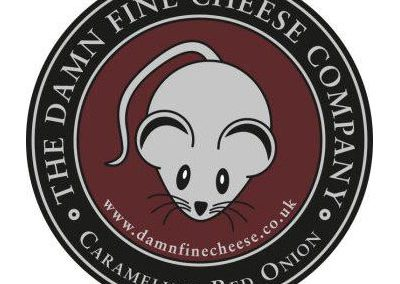 The Damn Fine Cheese Company - Caramelised Red Onion