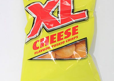 XL Cheese crisps